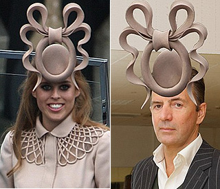 Duncan Bannatyne bids £5000 for Beatrice's hat