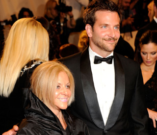 Bradley Cooper 'loves' living with his mum