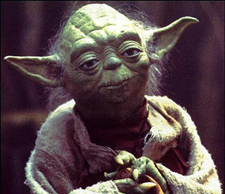 The force is with him: Yoda voted best screen puppet