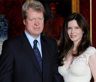 Earl Spencer marries for third time in private ceremony