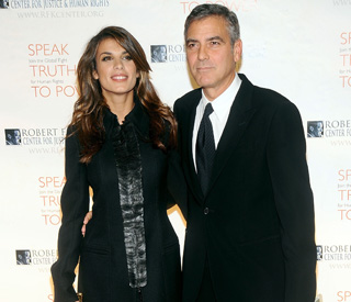 George Clooney splits up with Elisabetta Canalis