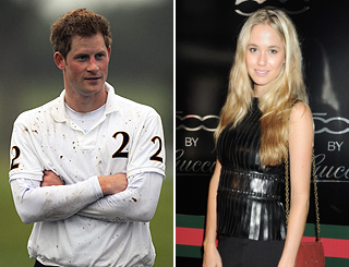 Prince Harry reportedly dating Jenson's ex Florence