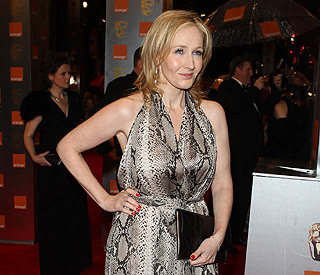 JK Rowling's 'painful' split with literary agent