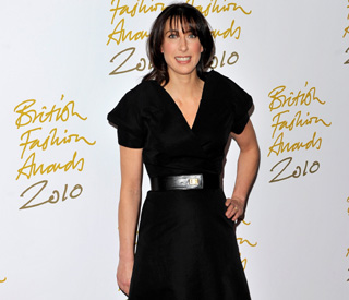 Samantha Cameron's fashion influential on sales
