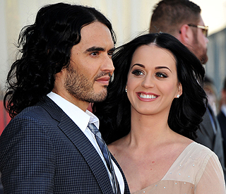 Katy Perry and Russell Brand defend their marriage
