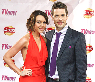 Michelle Heaton's pregnancy is 'best birthday present ever'