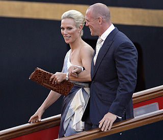 Zara Phillips to keep her surname