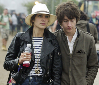 Reports that it's over for Alexa Chung and Alex Turner