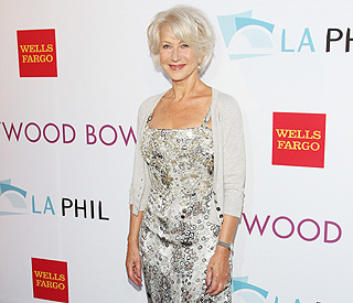 Dame Helen Mirren voted Body of the Year