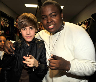Justin Bieber supports Sean Kingston post car-crash