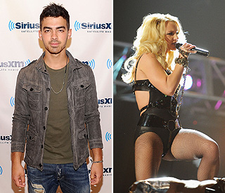 Joe Jonas: Opening for Britney is a 'dream come true'