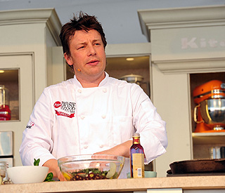 Jamie Oliver's Birmingham eatery ransacked by rioters