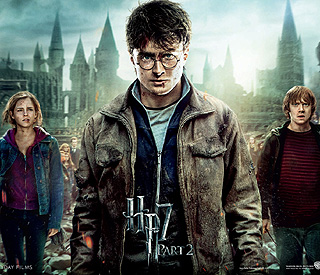 'Harry Potter' becomes 2011's highest-grossing film