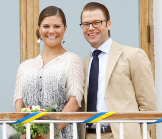 Princess Victoria of Sweden expecting first child