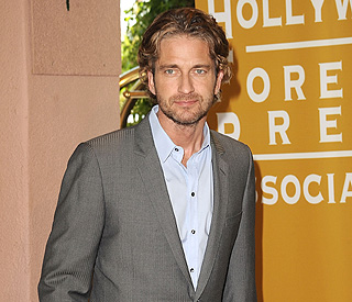 Gerard Butler in the running for 'Guv'nor' biopic