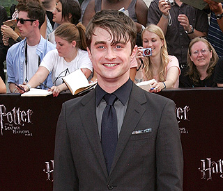 Daniel Radcliffe 'in love' with girlfriend Rosanne