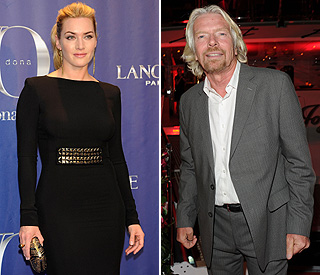 Kate Winslet escapes fire at Sir Richard Branson's home