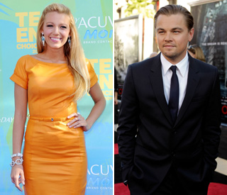 Leonardo buys Blake Lively an eco-friendly car