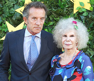 The Duchess of Alba to marry in October