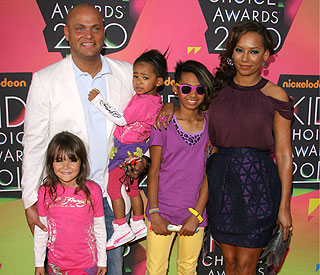 Girl power! Mel B gives birth to third daughter