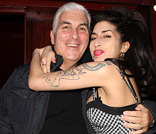 Fresh start for Amy Winehouse's dad Mitch on her 28th