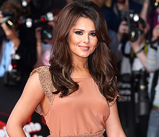 Cheryl Cole on morale-boosting mission in Afghan