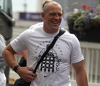 Rugby bosses defend Mike Tindall's night out