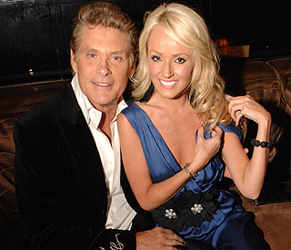 The Hoff's double marriage proposal snub