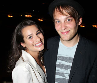 Glee's Lea Michele breaks up with boyfriend