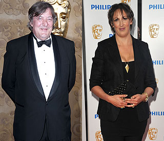 Stephen Fry and Miranda Hart to host Olympic Ball