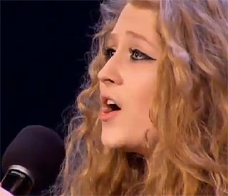 X Factor's Janet Devlin tipped as the 'one to beat'