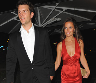 Punch drunk on love: Pippa Middleton and beau