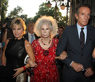 The Duchess of Alba's daughter pulls out of wedding