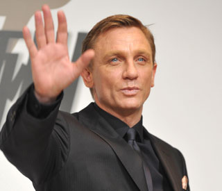 Bond's back: Title of new 007 film is released