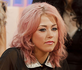 X Factor reject Amelia-Lily on 'cruel' eviction