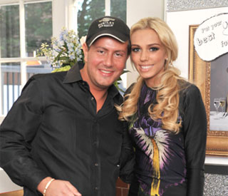 Heiress Petra Ecclestone: 'James supports himself'