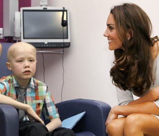 Caring Kate writes to cancer patient