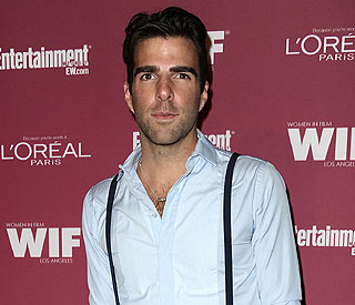 'Star Trek' star Zachary Quinto 'troubled' by teen suicide