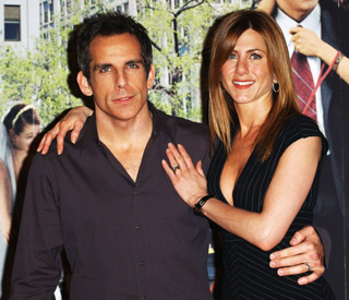 Ben Stiller so happy for loved-up Jennifer Aniston