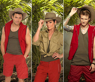 'I'm A Celebrity' contestants revealed