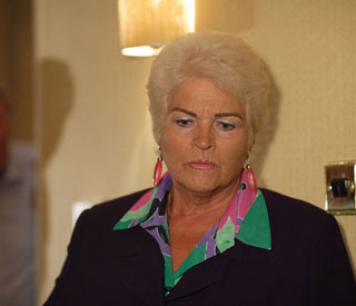 'EastEnders' Pat Evans to die from a heart attack