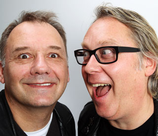 Vic and Bob are no longer Shooting Stars