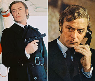 Michael Caine's 'Get Carter' trench coat up for sale