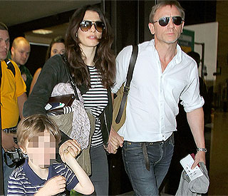 Daniel Craig on his secret wedding to Rachel Weisz