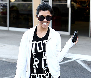 Baby number two on the way for Kourtney Kardashian