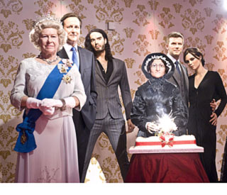 Happy 250th birthday, Madame Tussaud!