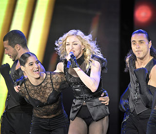 Madonna gets a gig at the Super Bowl