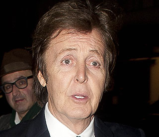 Sir Paul McCartney shown evidence of phone hacking