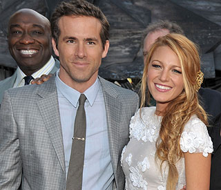 Sweet date for Blake Lively and Ryan Reynolds