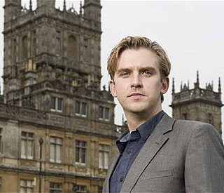 'Downton's' Dan Stevens launching movie career